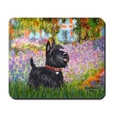 Garden (Monet) - Scotty Mousepad