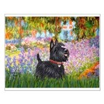 Garden (Monet) - Scotty Small Poster