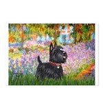 Garden (Monet) - Scotty Postcards (Package of 8)