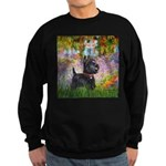 Garden (Monet) - Scotty Sweatshirt (dark)