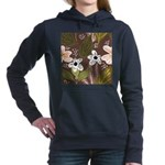 Garden (Monet) - Scotty Women's Raglan Hoodie