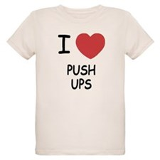 I heart push ups T-Shirt