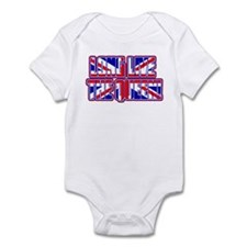 'Long Live the Queen' Baby Short Sleeved Bodysuit