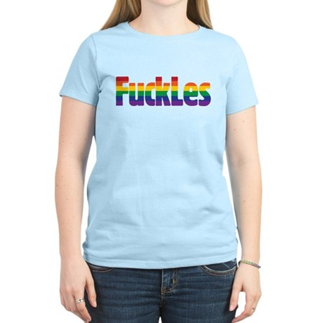 fuckles Women's Light T-Shirt