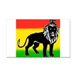 king of kingz Rectangle Car Magnet