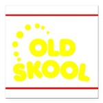 ols_school Square Car Magnet 3