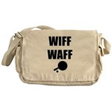 Wiff Waff Messenger Bag