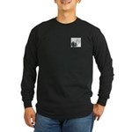 Brownie Hawkeye Flash Long Sleeve Darkroom T-Shirt