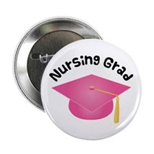 Nurse Graduation Buttons