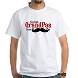 Best Grandpas Have Mustaches Shirt