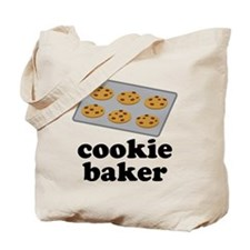 Cookie Baker Tote Bag