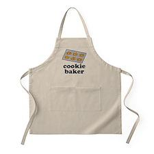 Chocolate Cookie Baker Baking Apron