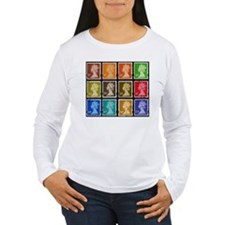 UK Stamps T-Shirt