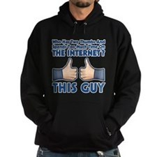 Internet Thumbs Hoody