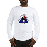 Bayou City Schutzhund Club Logo Long Sleeve T-Shir