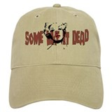 Some Like It Dead Baseball Cap