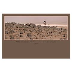 Mars Landing: Heading for the High Ground Poster