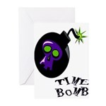 Time Bomb Greeting Cards (Pk of 10)