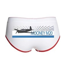 Aircraft Mooney M20 Women's Boy Brief