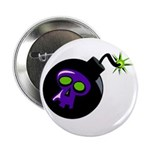 "Time Bomb 2.25"" Button (10 pack)"