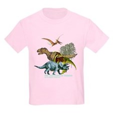 Unique Dino T-Shirt