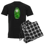 The Virgin Bride Men's Dark Pajamas