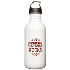 Chemistry Rocks Water Bottle