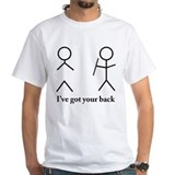 Stick Figure Humor Shirt
