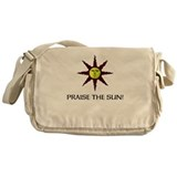 Praise the Sun! Messenger Bag