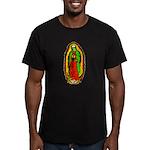The Virgin Monster Men's Fitted T-Shirt (dark)