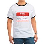 The Virgin Monster Women's V-Neck T-Shirt