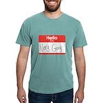 The Virgin Monster Women's Long Sleeve T-Shirt