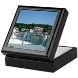 Harbor Springs Keepsake Box