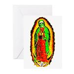 The Virgin Monster Greeting Cards (Pk of 20)
