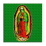 The Virgin Monster Tile Coaster