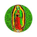 "The Virgin Monster 3.5"" Button (100 pack)"