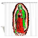 The Virgin Monster Shower Curtain