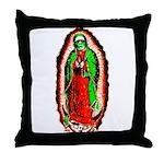 The Virgin Monster Throw Pillow