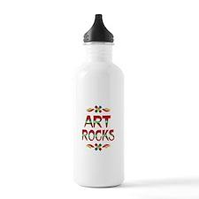 Art Rocks Water Bottle