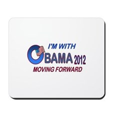 Im with Obama-small Mousepad