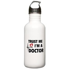 Trust Me I'm A Doctor Water Bottle