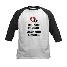 Feel Safe At Night Tee
