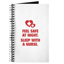 Feel Safe At Night Journal