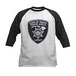 Hawaii Sheriff Kids Baseball Jersey
