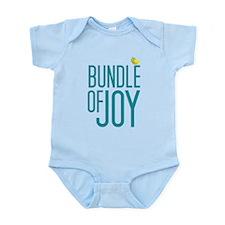Bundle of Joy in Blue Infant Bodysuit