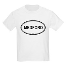 Medford (Oregon) Kids T-Shirt