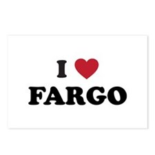 FARGO.png Postcards (Package of 8)