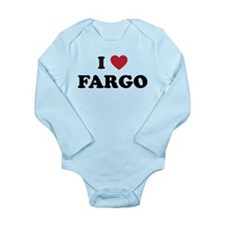FARGO.png Long Sleeve Infant Bodysuit