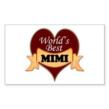 Cute Best mimi Decal