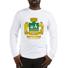 Yekaterinburg COA Long Sleeve T-Shirt